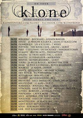Tournee Klone